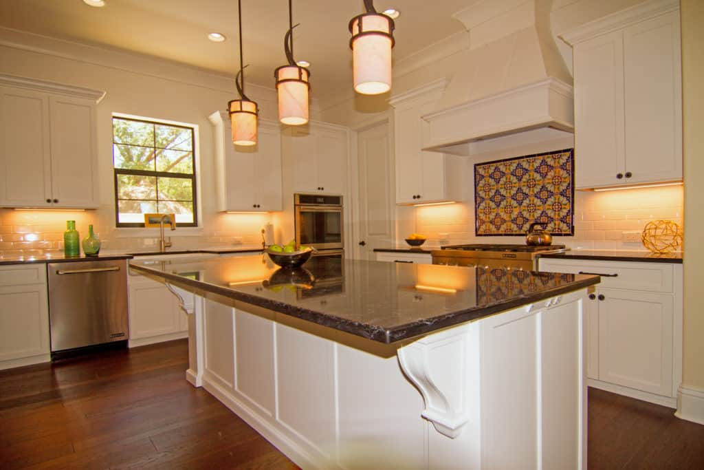 mccabinet island kitchen design