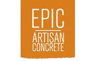epic artisan concrete logo