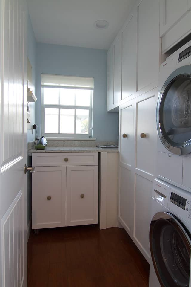Learn How We Can Help Organize Your Laundry Room With New