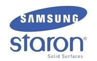 mccabinet samsung staron logo