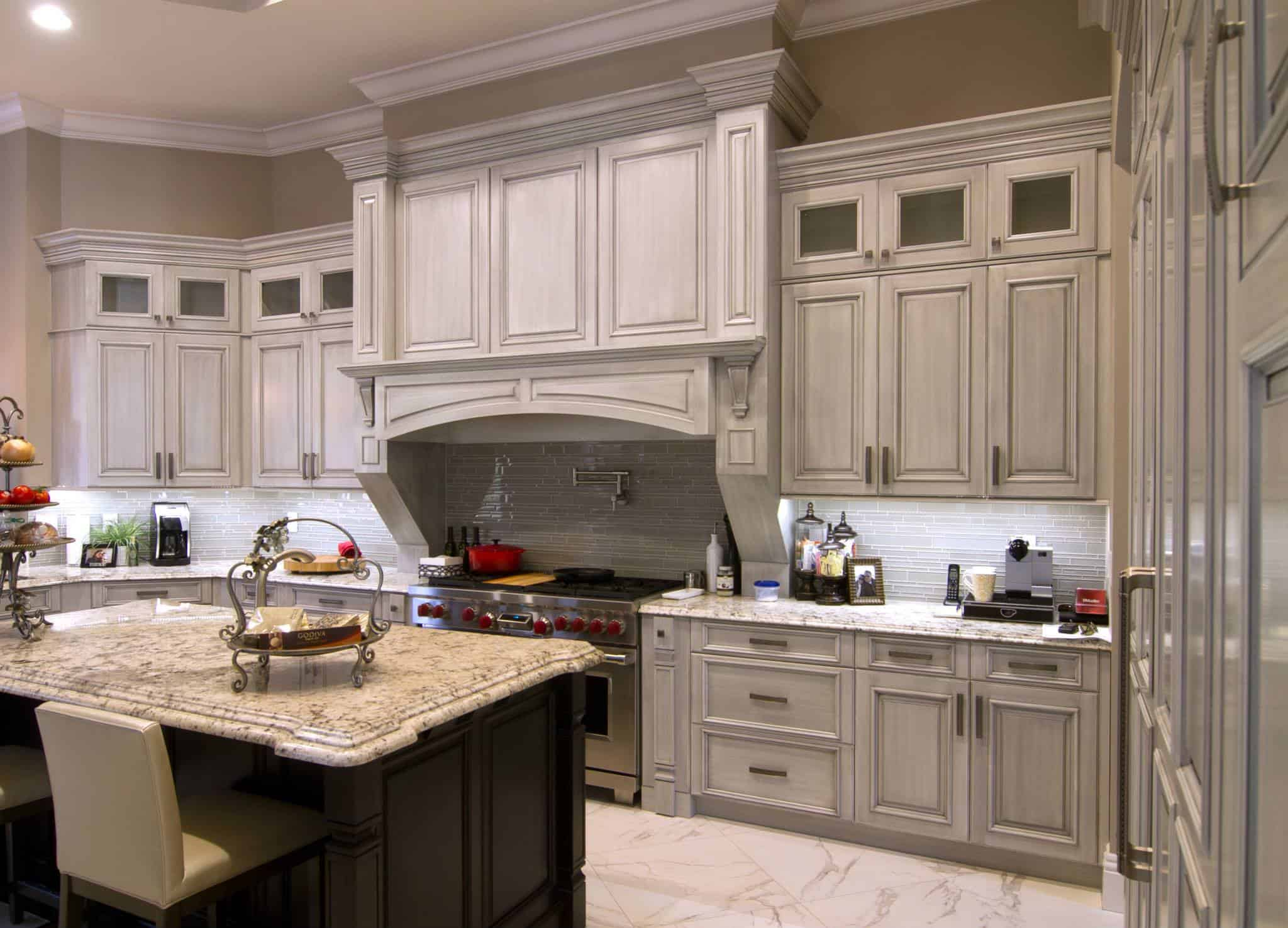 Kitchen cabinets mccabinet for Upper end kitchen cabinets