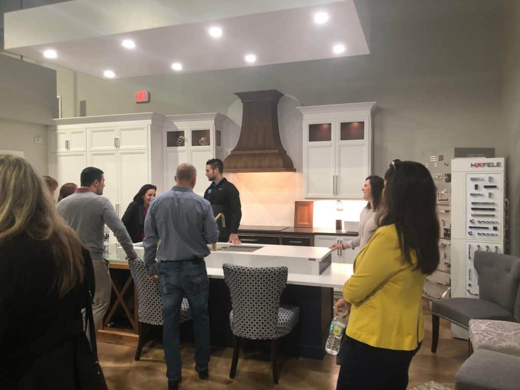 McCabinet realtor networking event in Largo